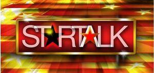 Startalk 2008 logo