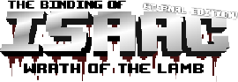 The Binding of Isaac Eternal Edition by u-carst01