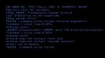 Toonami Intruder II show ID system reboot 2015 2