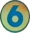 Tv6 denmark logo (1994-1995)