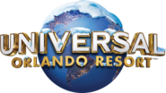 Universal Orlando Resort Logo (2016; Christmas Edition)