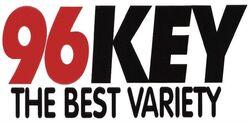 96.5 WKYE 96 Key