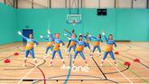 BBC One Cheerleaders ident