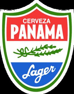 Cerveza Panama 90s logo