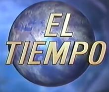 El tiempo C13 1998