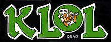 KLOL 1979 logo