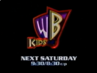 Kids' WB promo for Q&D