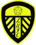 Leeds United AFC logo (2012-2013, third)