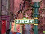 Sesame Street logo seen on Episode 4157