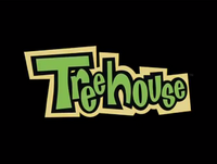 Treehouse TV no Corus byline (2003) logo