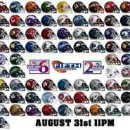 WLBZ-TV And WCSH-TV's Newscenter's 5th Quarter Video Promo For Friday Night, August 31, 2012