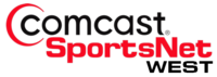 Comcast SportsNet West logo