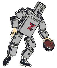 Fort Wayne Zollner Pistons logo