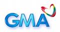 GMA Metallic Logo
