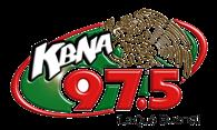 KBNA 97.5 logo