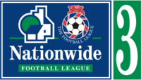 Nationwide Third Division logo