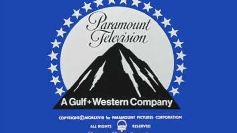 """Paramount Television Logo (1968) """"Rising Circle"""""""