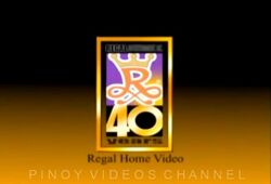 Regal Home Video 40 Years