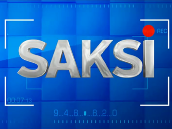 Saksi Logo Animation (May 13, 2019)