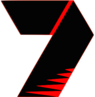 Seven Sport Black:Red