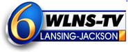 WLNS 6 logo