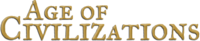 Age of Civilizations logo without II
