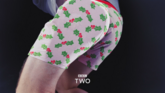 BBC Two Unused Christmas ident 2018 frame C