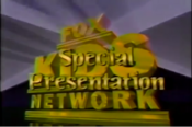 Fox Kids Network Special Presentation