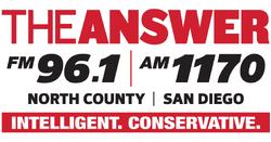 KCBQ The Answer 96.1 FM 1170 AM