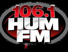KGLKHD3 106.1HUMFM logo