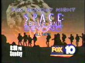 KSAZ FOX Space 1995 Promo