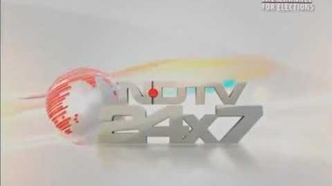 NDTV 24x7 News Intro 2019