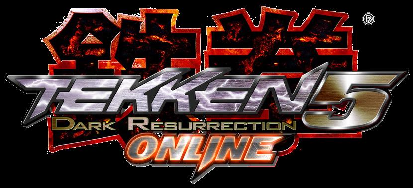 Tekken 5 Dark Resurrection Online Logopedia Fandom