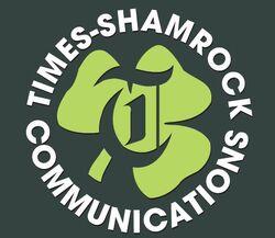 Timesshamrocklogo
