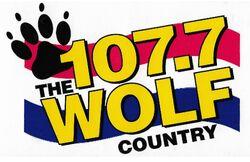 WPFX-FM 107.7 The Wolf