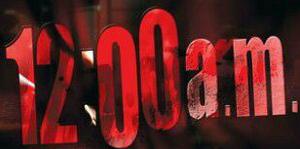 1200 am