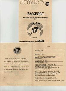 1975 Fall Premier Party Invite