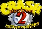 280px-Crash Bandicoot 2 Europe Logo
