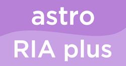 Astro Ria Plus logo