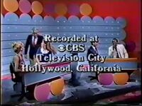 CBS Television City 1987-Money in the Bank