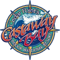 Cedar Point Castway Bay logo