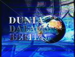 Dunia dalam berita tvri 1997