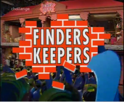 Finders Keepers 1996