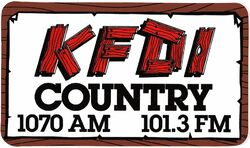 KFDI AM 1070 FM 101.3