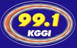 KGGI logo