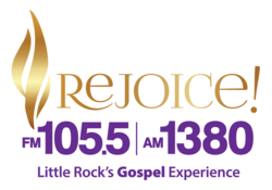 KZTS Rejoice 105.5 FM AM 1380