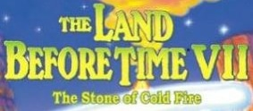 The Land Before Time 7 logo