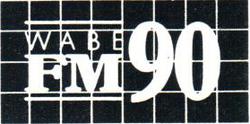 WABE Atlanta 1987