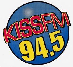 WDKF 94.5 Kiss FM