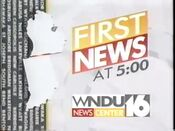 WNDU-FirstNews@5